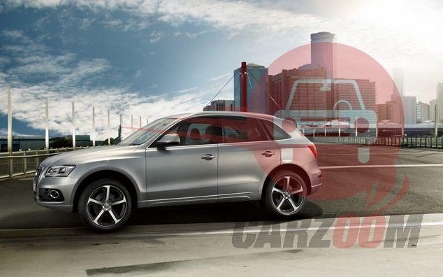 Audi Q5 Exteriors Side View