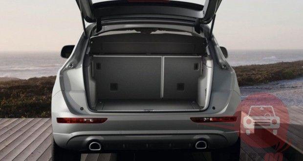 Audi Q 5 Interiors Bootspace