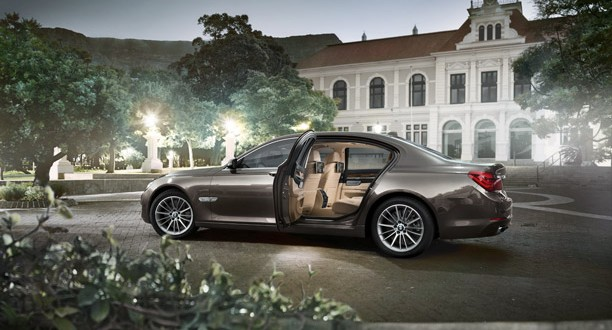 BMW 7 Series Exteriors Overall
