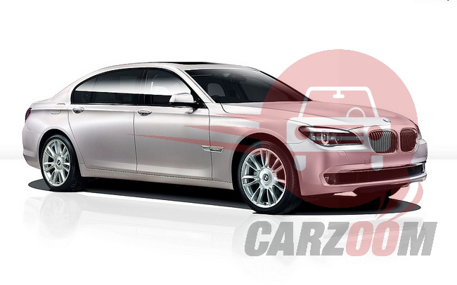 BMW 7 Series Exteriors Side View