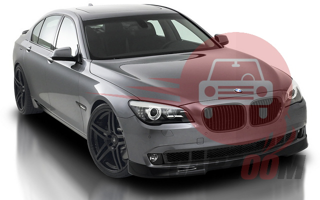 BMW 7 Series Exteriors Top View