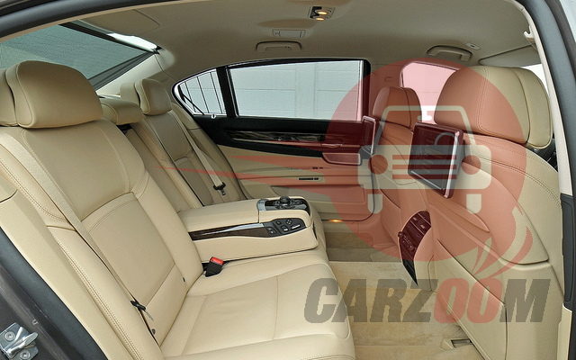 BMW 7 Series Interiors Seats