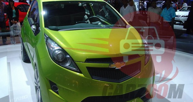 Chevrolet Beat Exteriors Front View