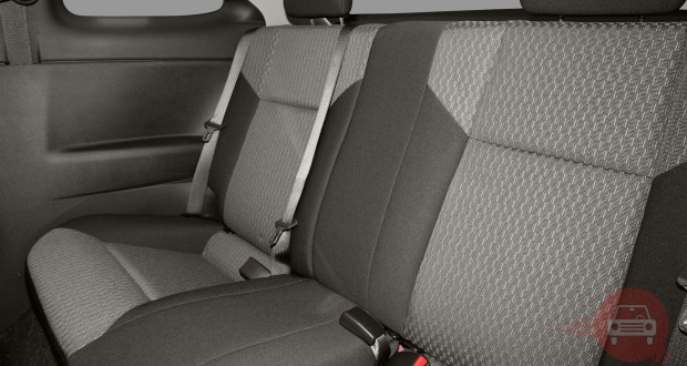 Chevrolet Beat Interiors Seats