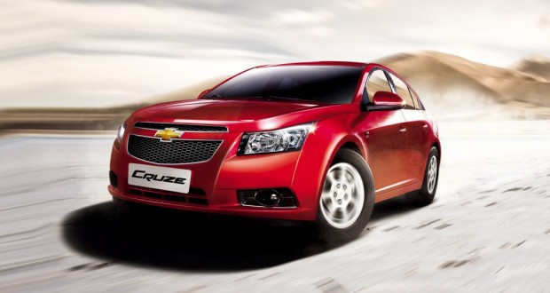 Chevrolet Cruze - Features & Specifications
