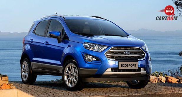 EcoSport Front
