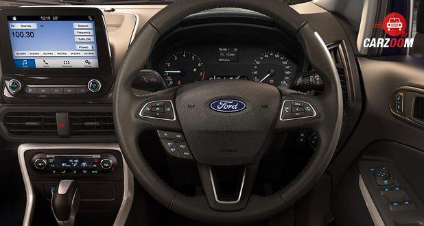 EcoSport steering
