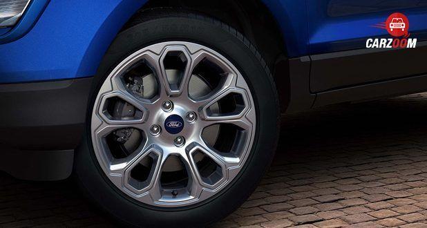 EcoSport wheel