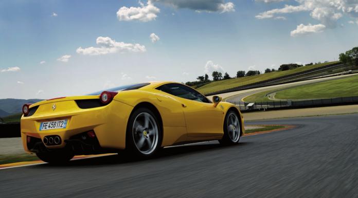 Ferrari 599 GTB Fiorano Coupe (Petrol)