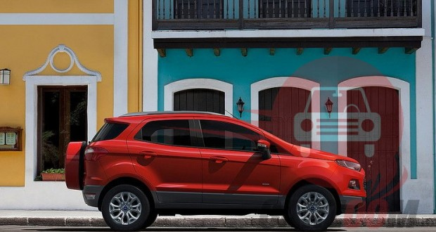 Ford EcoSport Exteriors Side View