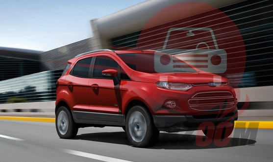 Ford EcoSport Exteriors Overall
