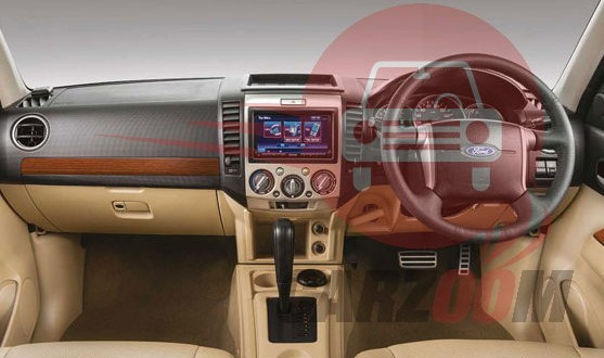 Ford Endeavour Interiors Dashboard