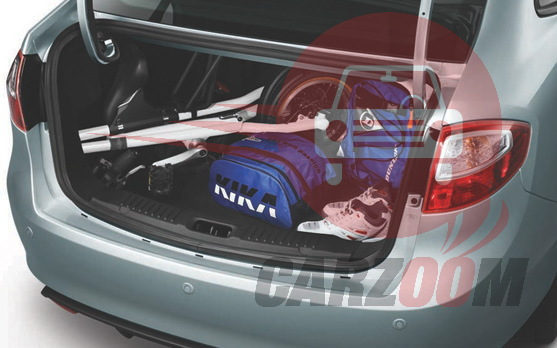 Ford Fiesta Interiors Bootspace