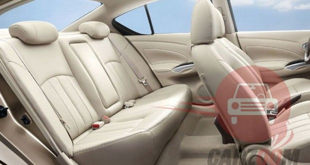 Ford Fiesta Interiors Seats