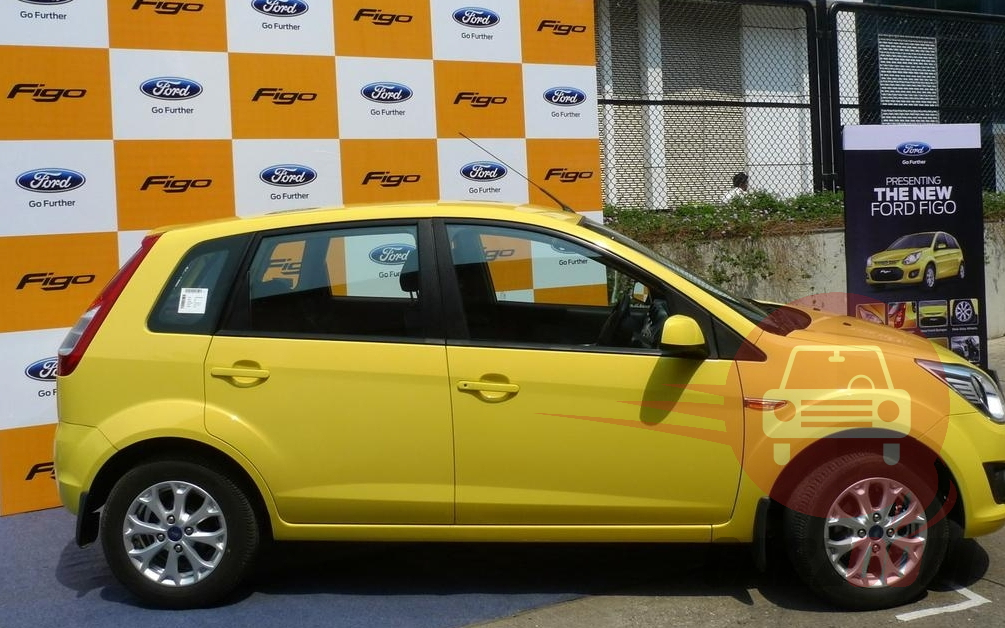 Ford Figo Exteriors Side View