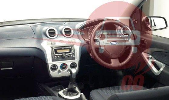 Ford Figo Interiors Dashboard