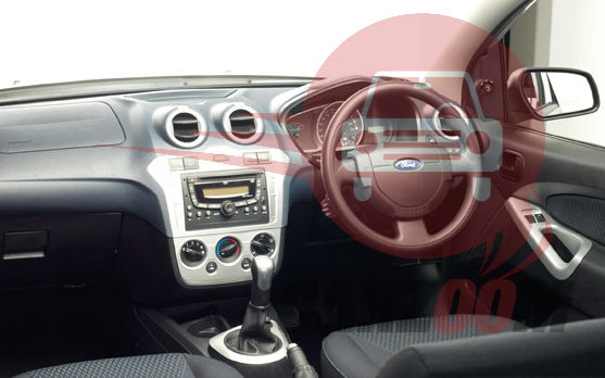 Ford Figo Interiors Dashboard