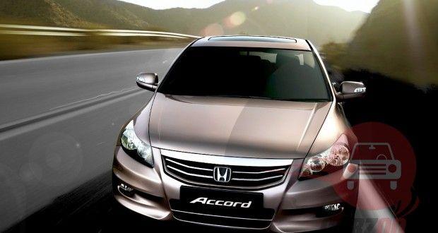 Honda Accord Exteriors Front View