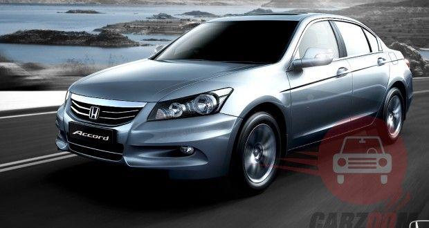 Honda Accord Exteriors Overall