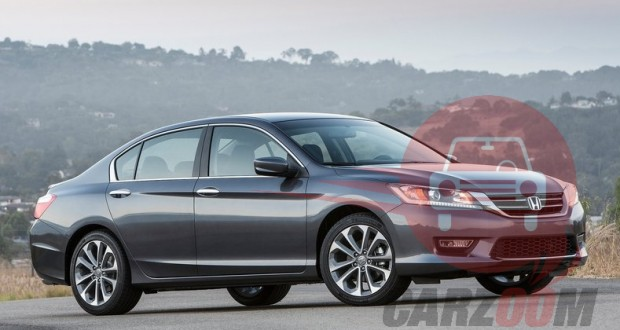 Honda Accord Exteriors Side View