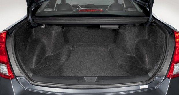 Honda Accord Interiors Bootspace