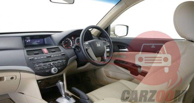 Honda Accord Interiors Dashboard