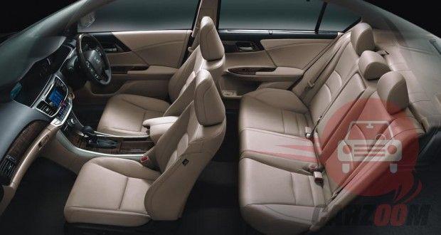 Honda Accord Interiors Seats