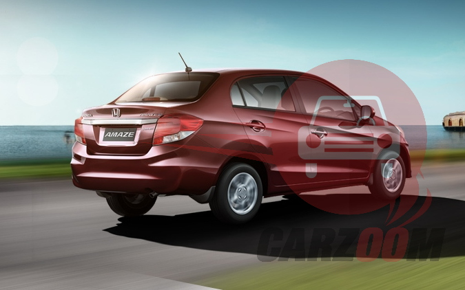 Honda Amaze Exteriors Overall