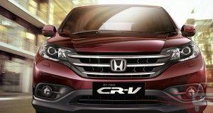 Honda CRV Exteriors Front View