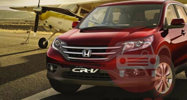 Honda CRV Exteriors Overall