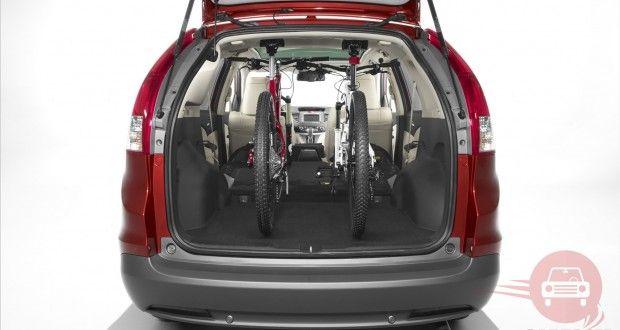 Honda CRV Interiors Bootspace