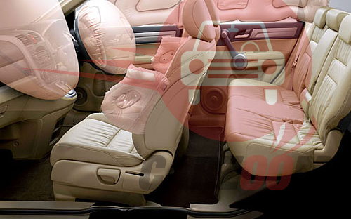 Honda CRV Interiors Seats