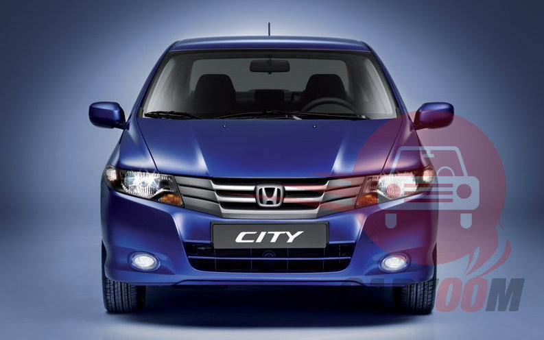 Honda City Exteriors Front View