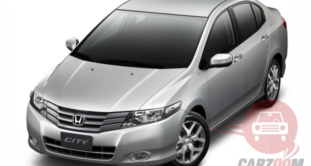 Honda City Exteriors Top View