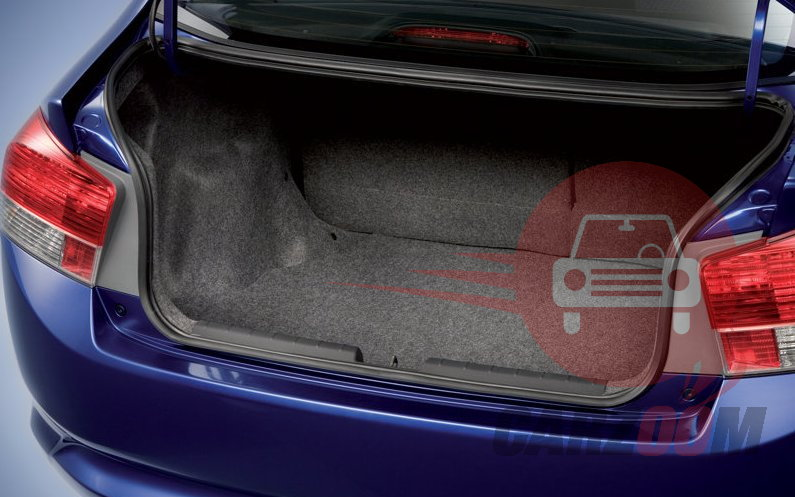 Honda City Interiors Bootspace