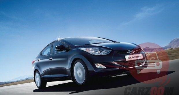 Hyundai Elantra Exteriors Overall