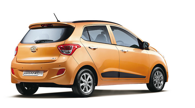 Hyundai Grand i10 Interiors Overall