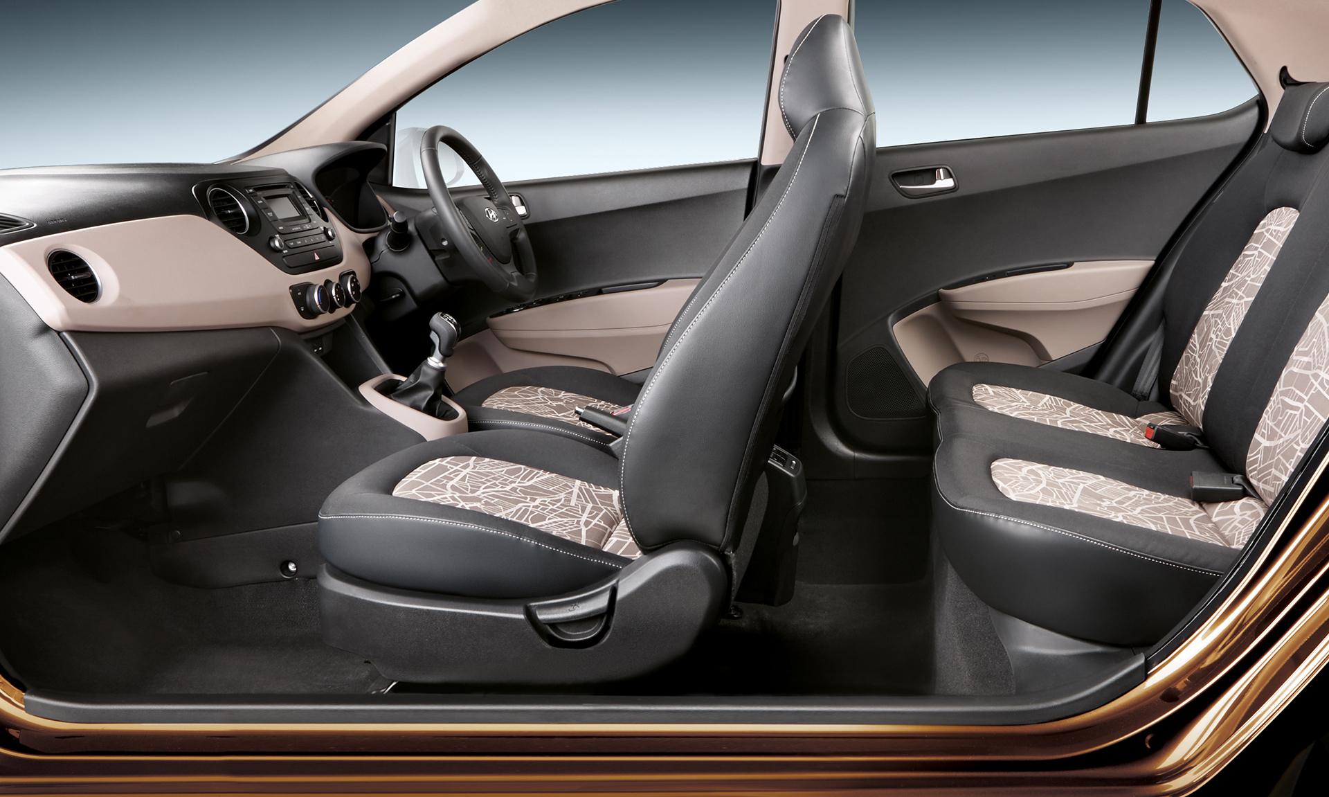 Hyundai Grand i10 Interiors Seats