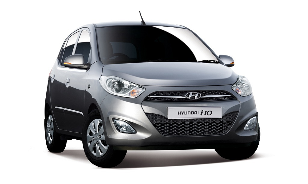 Hyundai i10 Exteriors Front View