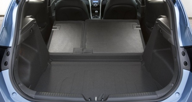 Hyundai i20 Interiors Bootspace