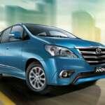Toyota Innova - 2013 Face lift 2.5 GX 7 STR BS-III (Diesel)