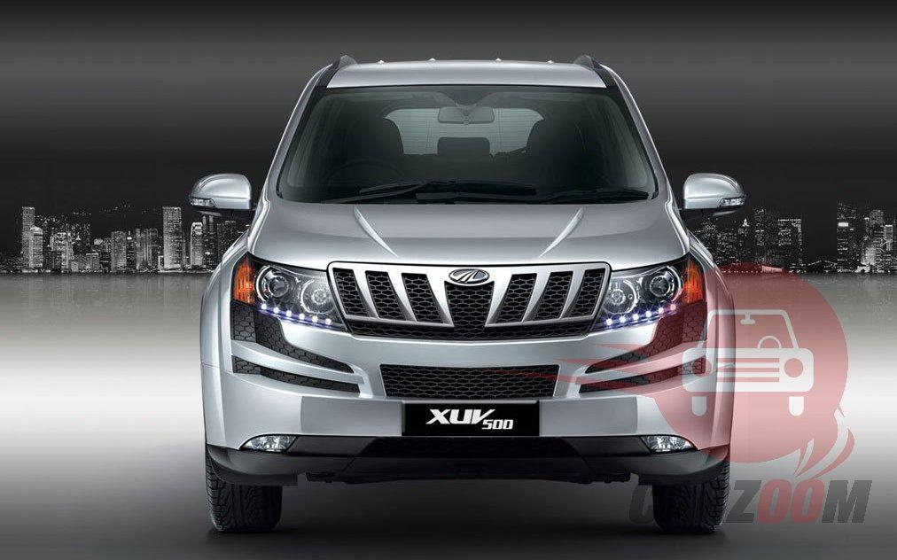 Mahindra XUV500 Exteriors Front View