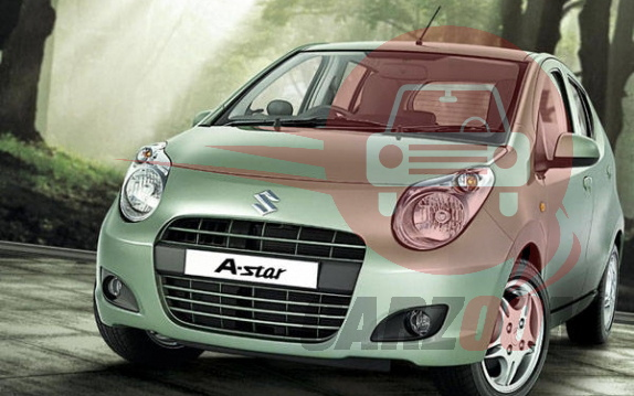 Maruti A-Star Exteriors Front View