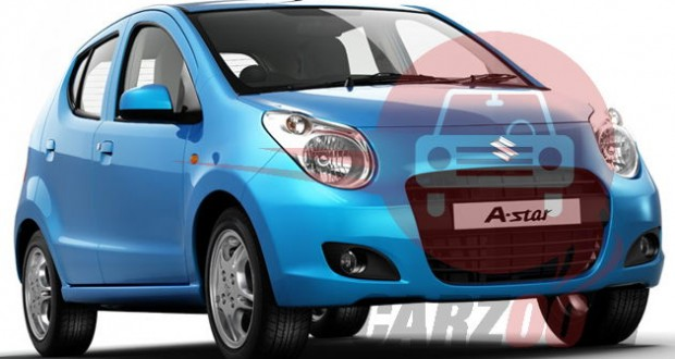 Maruti A-Star Exteriors Overall