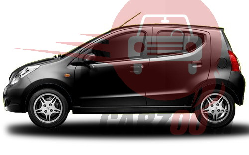 Maruti A-Star Exteriors Side View