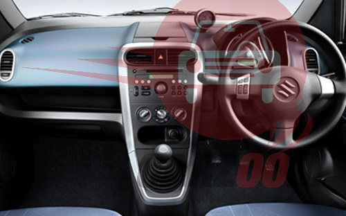 Maruti A-Star Interiors Dashboard