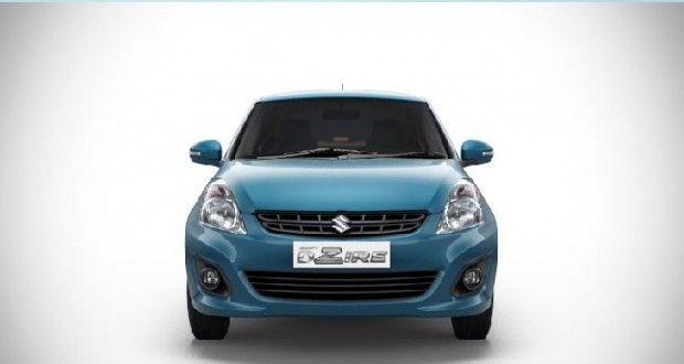 Maruti Suzuki Swift DZire Exteriors Front View