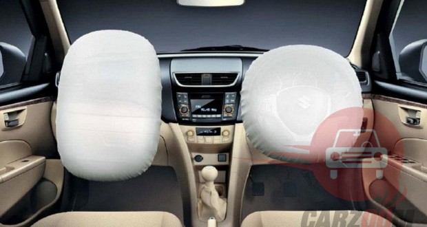 Maruti Suzuki Swift DZire Interiors Dashboard