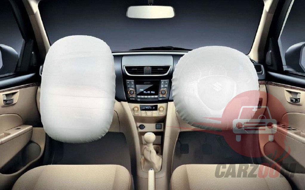 Maruti Suzuki Swift DZire Interiors Dashboard