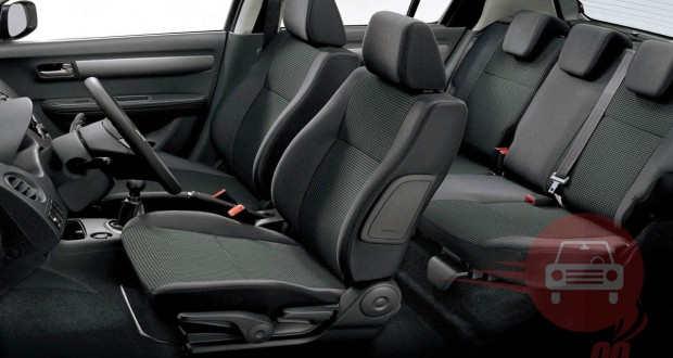Maruti Swift Interiors Seats